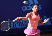 """Elisabetta Cocciaretto: """"Indossare la maglia azzurra è sempre stato il mio sogno. L'esperienza nel WTA di Palermo? Incredibile"""""""