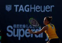 WTA 125 Praga: Elisabetta Cocciaretto sconfitta in finale