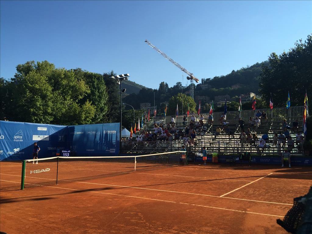 Challenger Como: Il 25 agosto la conferenza stampa e le date del torneo