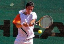 Challenger Como: Antonio Comporto si ritira dopo aver perso il primo set contro Greul
