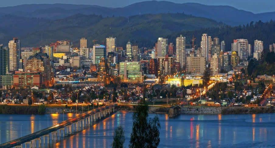 La città di Conception, in Cile, ospiterà il primo nuovo Challenger