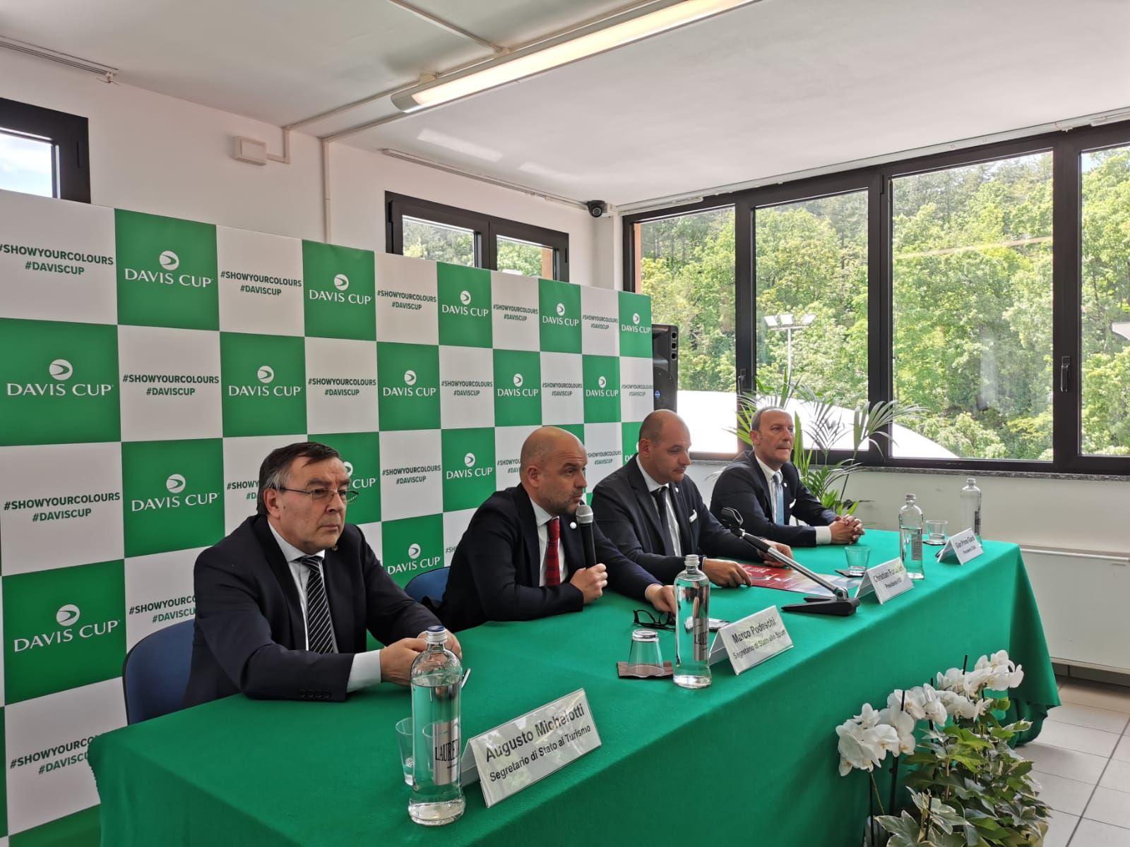 Una stagione di grande tennis a San Marino. E dal 2020 torna il Challenger di San Marino