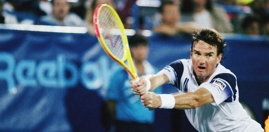 Jimmy Connors ex n.1 del mondo