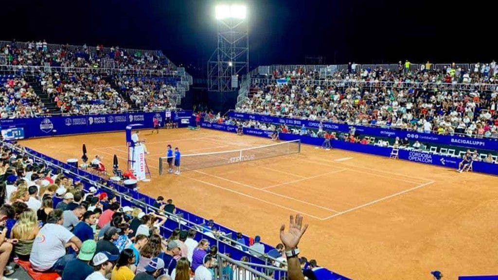 'ATP di Cordoba confermato per febbraio senza spettatori e con il montepremi dimezzato