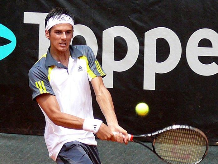 Federico Coria nella foto