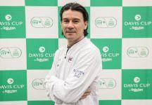 Guillermo Coria sostituisce Gaston Gaudio ed è il nuovo Capitano di Davis dell'Argentina