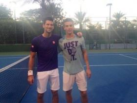 Novak Djokovic e Borna Coric