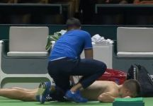 Borna Coric ed il medical timeout (Video)