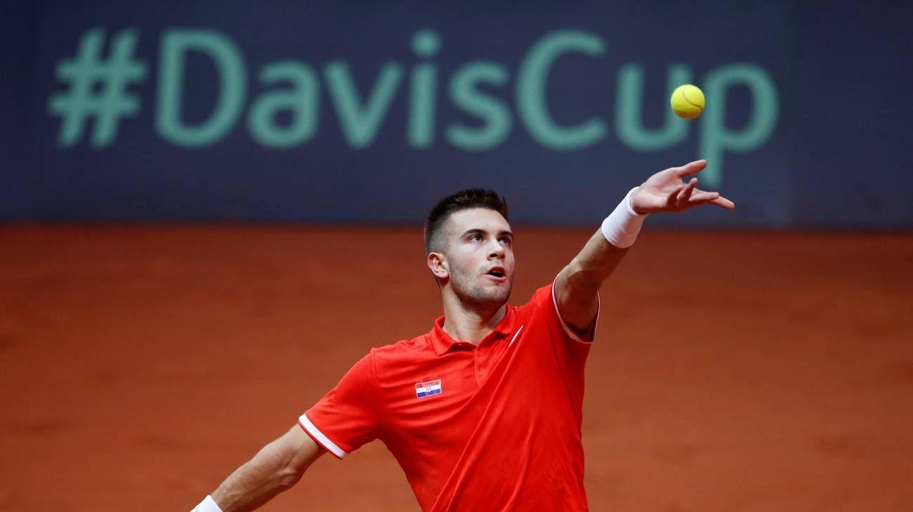 LIVE la finale di Davis Cup