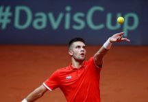 LIVE la Finale di Davis Cup: LIVE Francia vs Croazia 0-2. La Croazia vicina al titolo