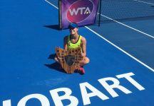 WTA Hobart: Alize Cornet vince il torneo. Bouchard racimola solo tre game