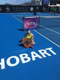 La finale del torneo di Hobart