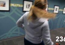 Sfida telaio WTA: Alize Cornet batte la nostra Sara Errani (Video)
