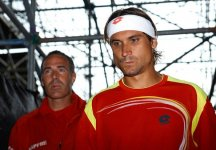 Coppa Davis – Finale: La Spagna si lamenta per il campo