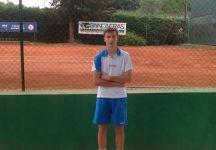 """Pietro Cortecci al Future di Siena: """"Vorrei conquistare un punto ATP e a quest'età sarebbe fantastico. Voglio continuare certamente ma non ho il chiodo fisso di dover fare il tennista, se avrò l'opportunità ci proverò e ne sarò fiero"""""""