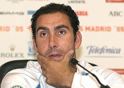 Albert Costa ha perso le speranze di vedere Roger Federer in Davis Cup
