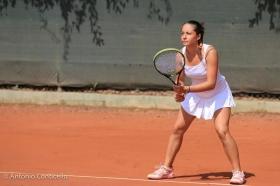 Elisabetta Cocciaretto vola in semifinale