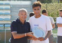 11° Torneo Internazionale Città di Crema: Titoli a Juan Martin Jalif e Helene Pellicano