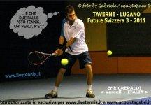 Challenger Ostrava: Fuori Erik Crepaldi nelle qualificazioni