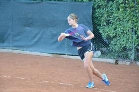 Nella foto Giulia Crescenzi
