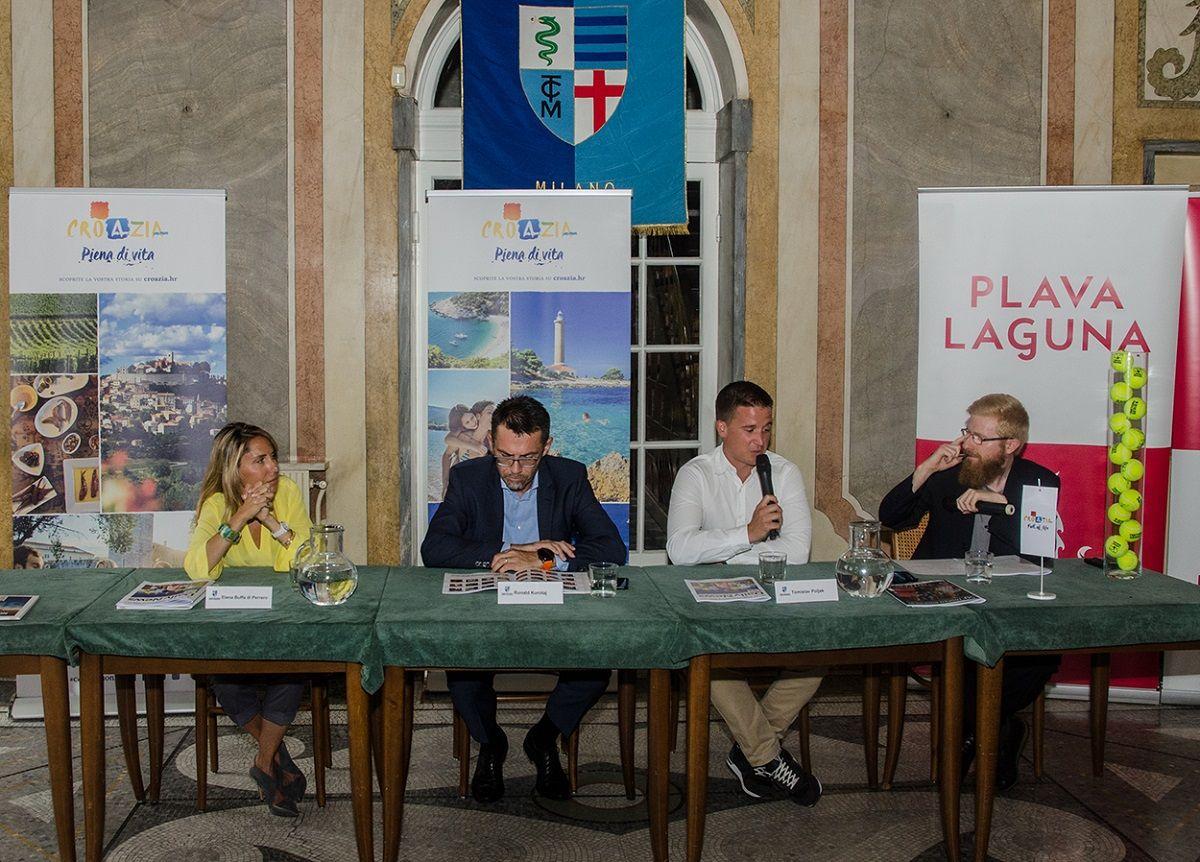 Plava Laguna Croatia Open Umag: Marco Cecchinato, Kyle Edmund e Andrey Rublev sono la garanzia di un'altra emozionante edizione del Torneo di Umago