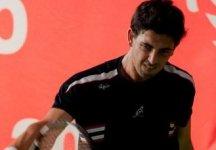Challenger Santos: Marco Crugnola fermato all'esordio
