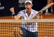 """Pablo Cuevas ed il trionfo a Rio con i soli """"mancini"""""""