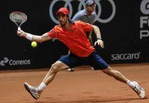 ATP Sao Paulo: La finale riprenderà oggi per colpa della pioggia