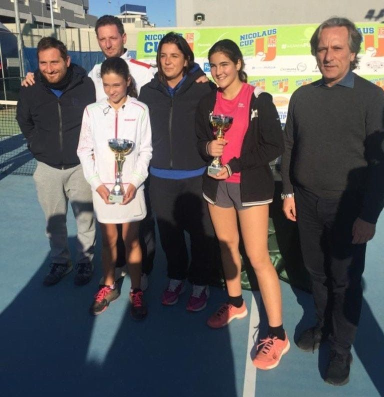 Nicolaus Cup U12: Ecco i vincitor