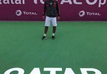 """Mirko Cutuli sorprende tutti in Qatar: """"adesso gioco altri due tornei qui a Doha, poi mi fermo per la preparazione invernale. Spero di continuare ad ottenere risultati in questa trasferta asiatica"""""""