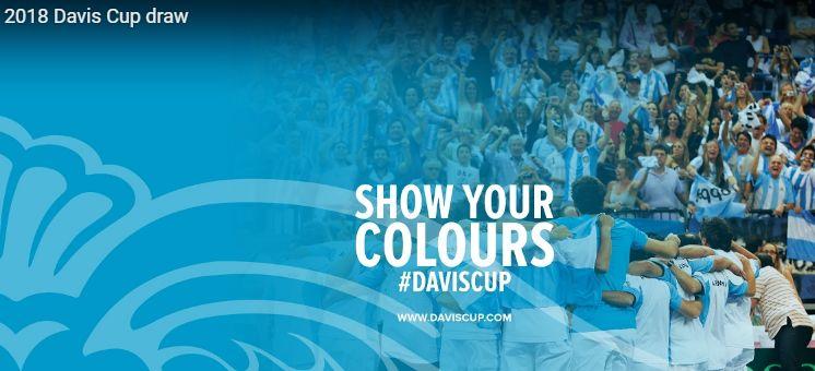 Davis Cup e Fed Cup: Il sorteggio Live con il LiveVideo