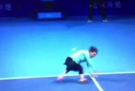 Casey Dellacqua e quella maledetta caduta in campo a Pechino (Video)