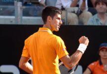 Djokovic inarrestabile: domina Federer in due set, vince il quarto titolo a Roma e quarto Masters 1000 in stagione (Video)