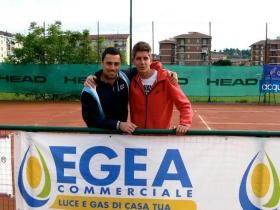 Matteo Donati e Matteo Civarolo
