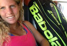 Dalila Spiteri: gioco a tennis….resto chi sono e trascorro la vita! La 20enne tennista di Licata racconta la sua storia, da quando una pallina la colpì per caso…