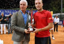 Challenger Trani: Si impone Steve Darcis