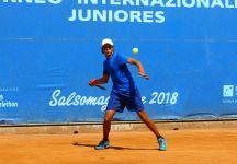 Australian Open Juniores: Luciano Darderi supera le qualificazioni, Andaloro ko
