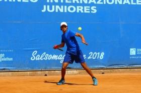 Luciano Darderi, classe 2002 e n.973 ITF