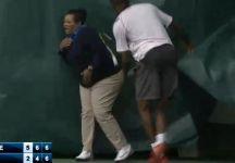 Video del Giorno: Darian King squalificato dopo aver colpito il Giudice di Linea