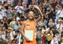 WTA Tokyo Int. e Quebec City: I risultati con il live dettagliato della seconda giornata. Kimiko Date lascia il tennis subendo un bagel (Video)
