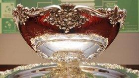 Primo turno di Davis Cup - Rep. Ceca contro Italia