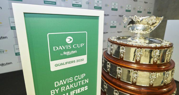 La Coppa Davis lo scorso anno a Madrid