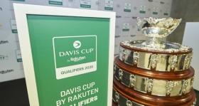 Qualificazioni Davis Cup Finals 2020 (photo: Mateo Villalba / Kosmos Tennis)