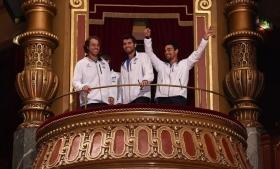 Le semifinali Live di Davis Cup punto per punto
