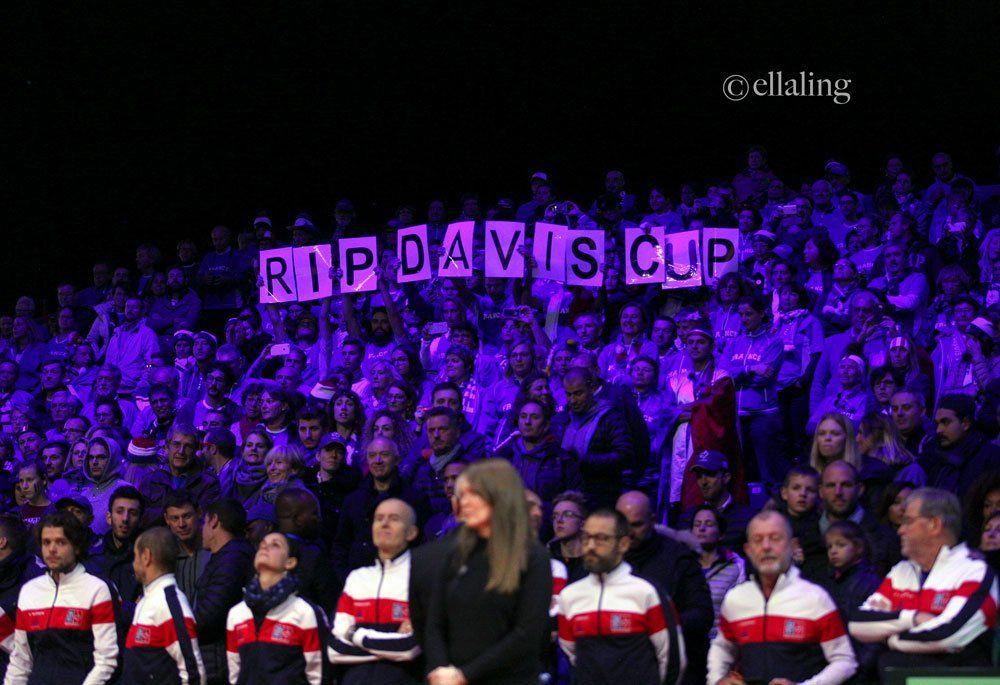 Da Lille arrivano proteste sul nuovo formato della Davis: RIP Davis Cup