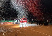 Davis Cup – Post Day 3: Il successo della Svizzera. La delusione della Francia. Le lacrime di Roger Federer