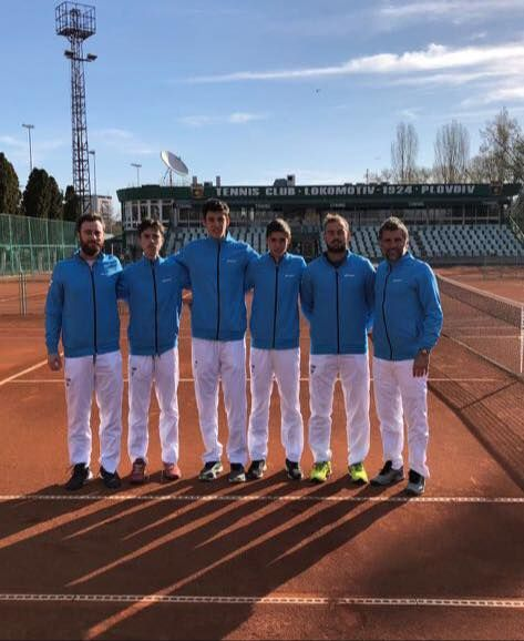 Coppa Davis: San Marino, esordio amaro contro Monaco