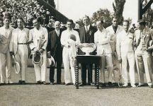 """Archeo-Tennis: 30 luglio 1928, i """"Quattro Moschettieri"""" inaugurano Roland Garros vincendo la Davis"""