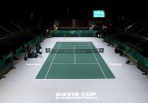 Coppa Davis, sul tavolo alcune modifiche: finali su 11 giorni, con 16 squadre e tre paesi coinvolti