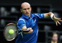 """Il ritiro di Nikolay Davydenko che dichiara: """"Non ho alcun rimpianto nel mondo del tennis"""""""